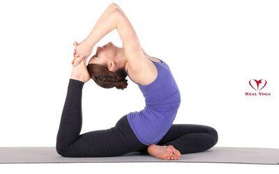 Swing Studio 2X Aerial Yoga Classes