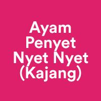 Ayam Penyet Nyet Nyet featured image