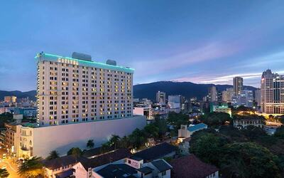 Penang: 4* Cititel Stay + Flights
