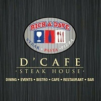 D' Cafe & Steak House featured image