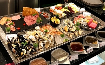 'King of the Grill' Dinner Buffet for 1 Adult