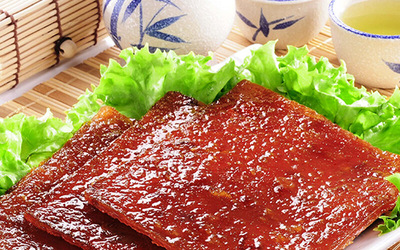 [CNY] Two (2) 400g Packs of Fish Dried Meat with Free Delivery