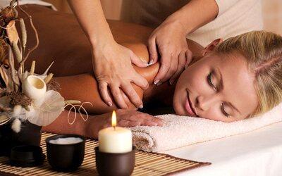 Chocolicious Body Scrub Treatment + V Spa