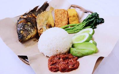 Paket Makan Ikan Nila untuk 2 Orang