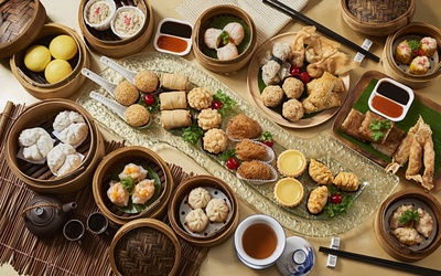 Dim Sum Buffet for 6 People