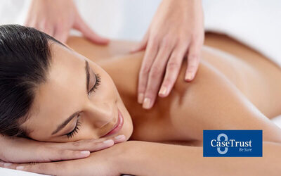 1-Hour Full Body Massage for 1 Person (1 Session)