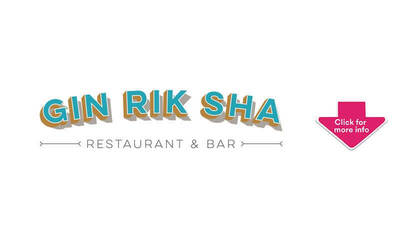 Promo Code for 10% Off Any FavePay Purchase at Gin Rik Sha (New FavePay User)