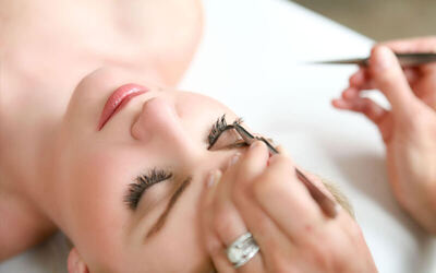 Unlimited Classic Eyelash Extension for 2 Person
