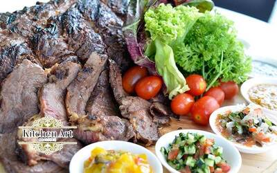 (Mon - Thu) BBQ Dinner Buffet for 1 Person
