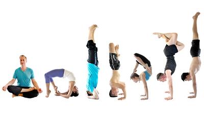 Basic Hot Yoga (B)