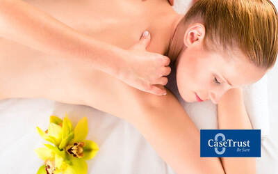 1-Hour Swedish or Relaxation Full Body Massage for 1 Person