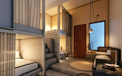 Sri Petaling: 2D1N Stay in Deluxe Queen with Window for 2 People