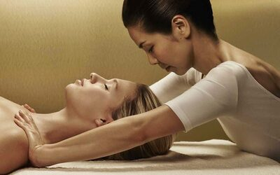 2-Hr Aroma Relaxing Full Body Massage + Ginger Lemongrass Scrub + Steam Bath OR FIR Hot Blanket for 1 Person