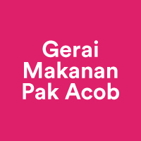 Gerai Makanan Pak Acob featured image