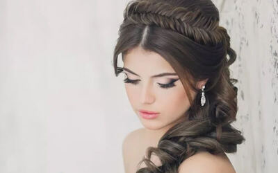 Prewedding Make Up + Hair Do