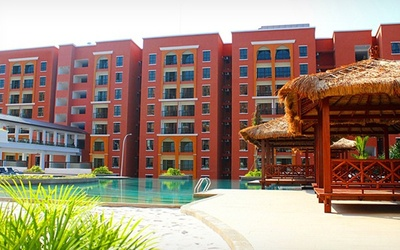 Bukit Gambang: 2D1N Stay in 2-Bedroom Suite Stay at Arabian Bay Resort for 4 People