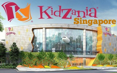 Child Ticket to Kidzania