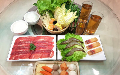 Dinner 4 Persons