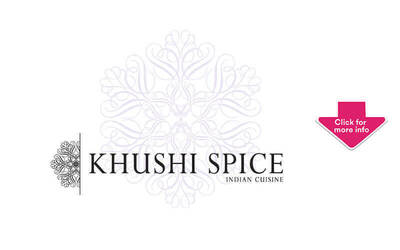 Promo Code for 10% Off Any FavePay Purchase at Khushi Spice (New FavePay User)