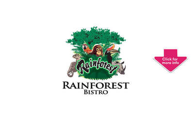 Promo Code for 15% Off Any FavePay Purchase at Rainforest (New FavePay User)