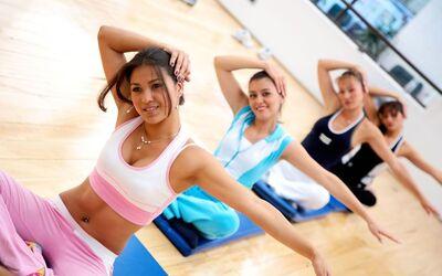Asana Yoga (Intermediate) + Body Tone for 1 Person
