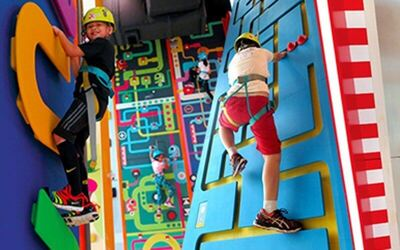 2-Hour Indoor Playground Access for 1 Person (Weekend)