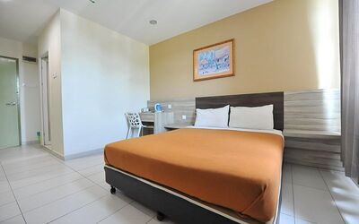 Malacca: 2D1N Stay in Standard Double Room for 2 People