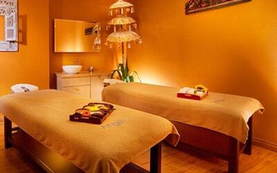 2-Hour Full Body Traditional Body Treatments for 2 People