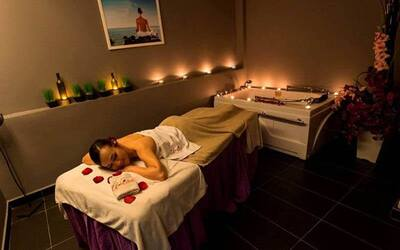 2-Hour 45-Minute Swedish Massage + Gua Sha + Facial for 1 Person