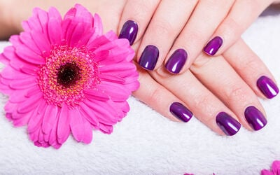Classic or Gel Nail Services / Waxing Services for 1 Person (Kepong)