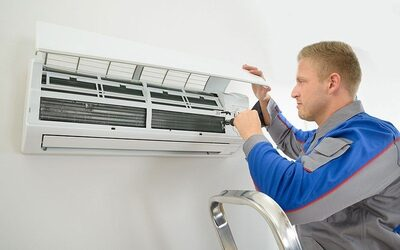 Air Conditioner Overhaul Chemical Service With 3 Months Warranty for 1 Unit