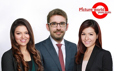 Corporate Makeover Photoshoot for 1 Person