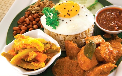 (Sunway Velocity) RM40 Cash Voucher for Vegetarian Meal