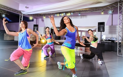 Zumba Class for 1 Person