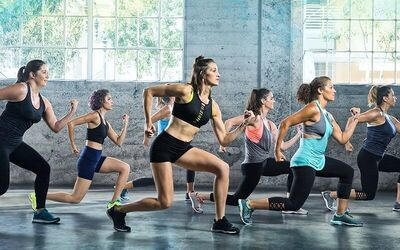 1-Month Pass for CardioDance, Kickboxing, Yoga, and Zumba Classes for 1 Person