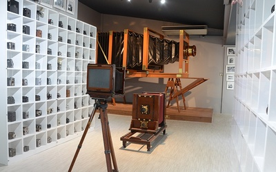 Admission to Vintage Camera Museum