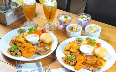 Kepong: Chicken Combo Set for 2 – 4 People