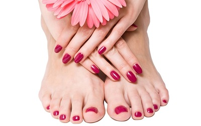Gel Mani-Pedi with Two (2) Return Soak-Offs for 1 Person (2 Sessions)