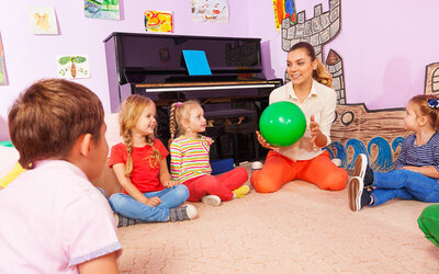 1.5-Hour Play Group Enrichment for 1 Child (1 Session)