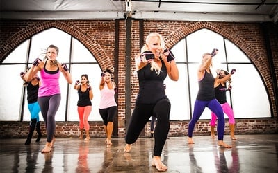 Piloxing Classes for 1 Person (6 Sessions)