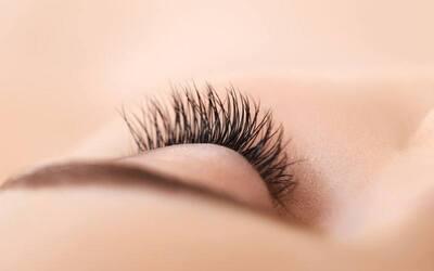 Eyelash Perming + Eyebrow Shaping for 1 Person