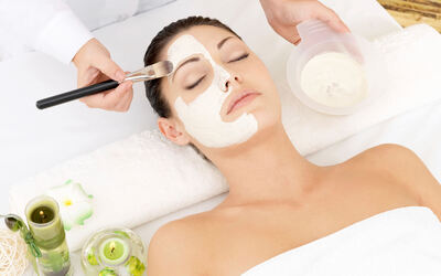 1-Hour MTM Facial + 30-Minute MTM Eye Therapy for 1 Person (2 Sessions)