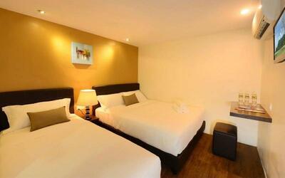 Langkawi: 3D2N Stay in Triple Room for 3 People