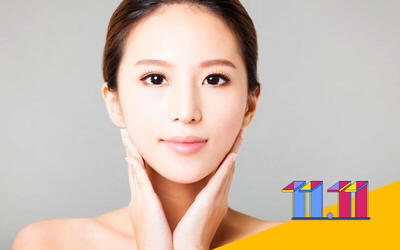 [11.11 Sale] 60-Minute Relaxing Deep Cleanse Facial for 1 Person