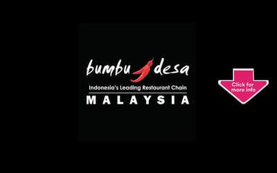 Promo Code for 10% Off Any FavePay Purchase at Bumbu Desa Malaysia (New FavePay User)