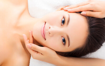 2-Hour Diamond / Oxygen Facial for 1 Person