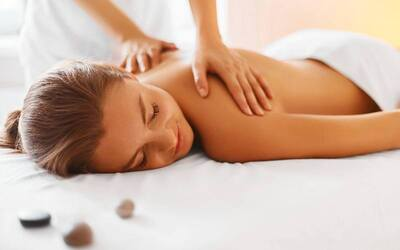 3-Hour Full Body Detoxifying Black Coffee Massage for 1 Person