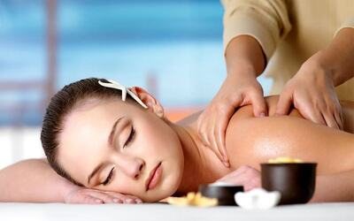 3.5-Hour Massage + Facial + TCM Therapy for 1 Person (1 Session)
