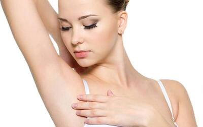 1x IPL Hair Removal for Underarm