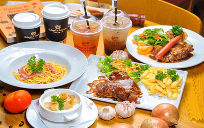 RM20 Cash Voucher for Food and Drinks